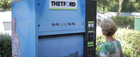NOUVEAU ! Découvrez l'automate de vidange de cassette de toilette Thetford